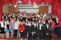Рождественский хоровой собор в Урюпинской епархии