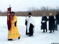 Крестные ходы на Крещение