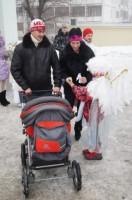 Сегодня во многих районах Волгограда проходят рождественские мероприятия, организованные крупными приходами Волгоградской епархии Русской Православной Церкви совместно с городскими властями