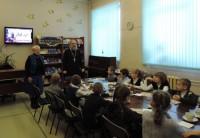 Встреча в библиотеке