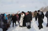 Крещение в Волгоградской области