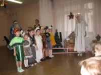«Рождественская сказка» в детском саду