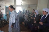 В храме Казанской иконы Божией Матери помолились об усопших