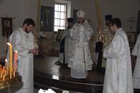 Епископ Иоанн побывал в Чернышковском районе