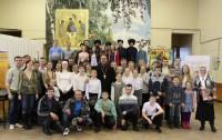 Концерт фестиваля православной молодёжи