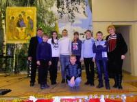 Выступление молодёжи ст. Клетской на фестивале «Сретение»