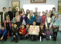 «Олимпия» в гостях у воскресной школы «Умиление»