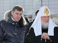 Патриарх Кирилл прилетел в Волгоград