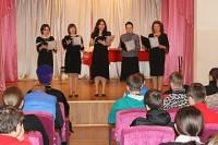 Концерт в детской школе искусств