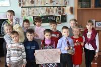 """Фронтовой чемодан детской школы """"Колосок"""""""