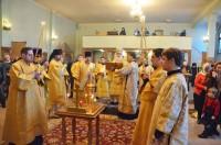 Панихиды по убиенным в Волгограде и Южном Сахалине