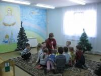 Открытый урок «Христианское воспитание сказкой»