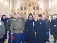 Архипастырский визит на приходы Жирновского благочиния