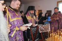 Посещение епископом Иоанном Клетского района епархии