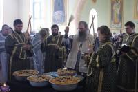 Архиерейские Богослужения в г. Фролово
