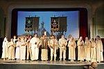 Спектакль «Русский крест»  в ВГСПУ