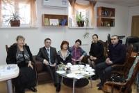 Гости из Ханты-Мансийского округа