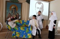 В память святых Царственных страстотерпцев