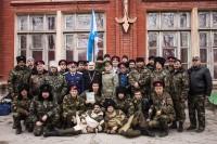 Волгоградские казаки вернулись из Крыма