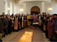Волжский общегородской покаянный молебен