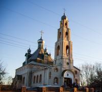 Богослужение в г. Калач-на-Дону