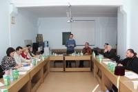 Заседание Учёного Совета Университета