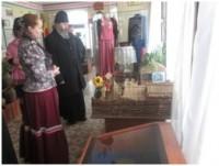 Епископ Иоанн посетил музей истории донских казаков
