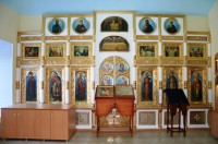 Окончание ремонтных работ в храме