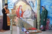 Богослужение в ИК-28 г. Ленинск