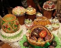В Волгоградском монастыре объявлен конкурс куличей