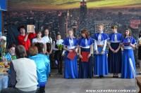 Выступление учеников церковноприходской школы «Источник»