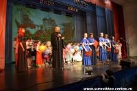 Пасхальные торжества в Суровикино
