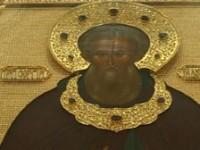В Волгоград прибыла икона преподобного Сергия Радонежского