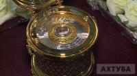В Волгоград привезли святыню