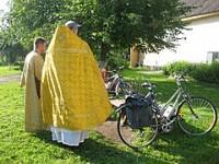 По храмам Волгограда - на велосипеде