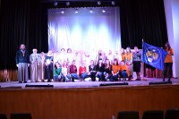 В ВГСПУ прошёл спектакль «Русский крест»