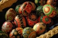 Волгоградцам покажут коллекцию расписных яиц