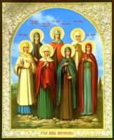 Праздник во славу Жён-Мироносиц в г. Волжском