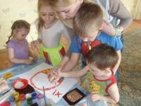 «Пасхальные мастерские» в детском саду
