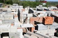 В Волгограде продолжается строительство богадельни