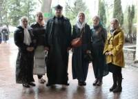 Паломническая поездка молодёжи Калачёвской епархии