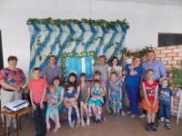 Клуб молодой семьи «Горлица» станицы Клетской