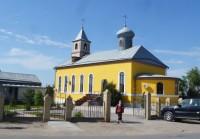 Освящение храма в Краснослободске