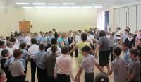 """""""Лествица"""" в гимназии № 1"""