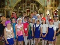 Экскурсия учащихся в Покровский храм