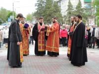 День Победы в Урюпинске