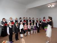 Юбилей церковно-певческой школы