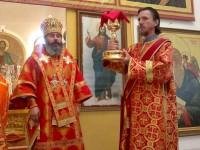 Престольный праздник соборного храма