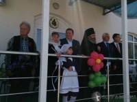 Открытие нового православного детского сада