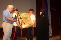 Настоятельнице женского монастыря присвоено почётное звание